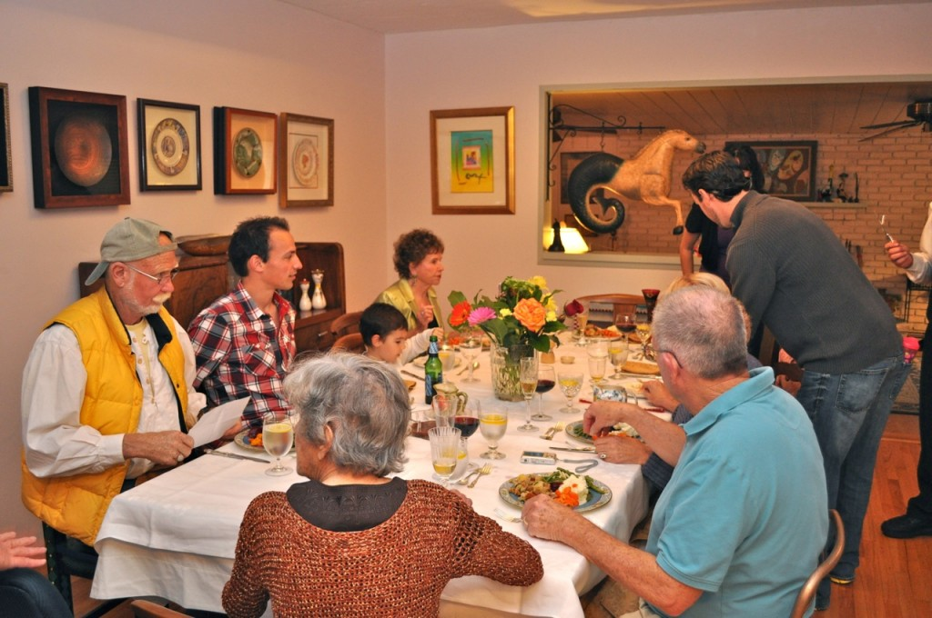 Thanksgiving at the Table
